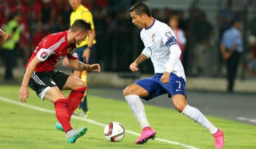 Euro 2016: Ronaldo bị gọi là diễn viên đại tài - 3