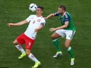 """Bóng đá - Ba Lan – Bắc Ailen: Khoan thủng """"bê tông"""""""