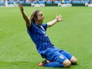 Bóng đá - Tin nhanh Euro 13/6: Modric đi vào lịch sử