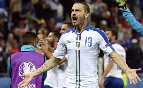HLV Bỉ chê tuyển Ý đá quá thực dụng - 2