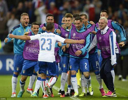 HLV Bỉ chê tuyển Ý đá quá thực dụng - 5
