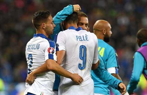 HLV Bỉ chê tuyển Ý đá quá thực dụng - 7