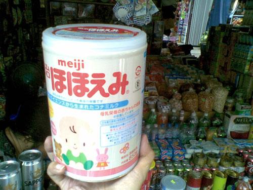 Cảnh báo sữa Meiji nhập khẩu ở Việt Nam không đạt chuẩn - 1