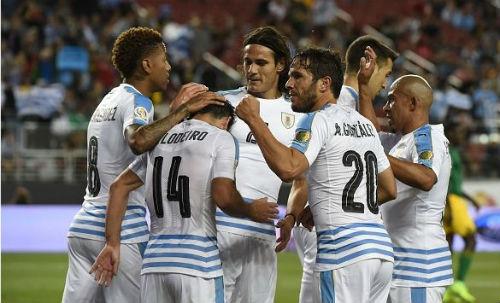 Uruguay - Jamaica: Lời chia tay đẹp - 1