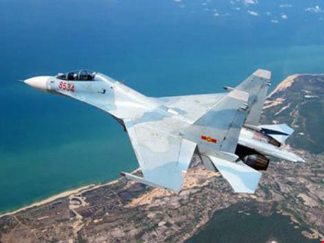 Bắt được tín hiệu SOS tại nơi nghi Su - 30MK2 rơi - 15