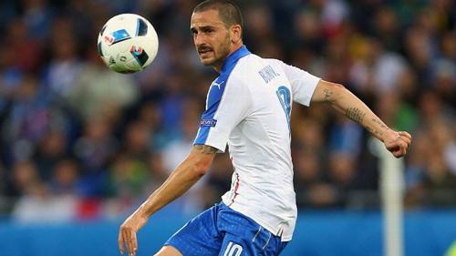 Video hot EURO 14/6: Hậu vệ Ý siêu kiến tạo như Pirlo - 1