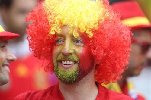 """Ảnh đẹp Euro 14/6: Bỉ ôm hận trước """"vua phản công"""" Italia - 12"""