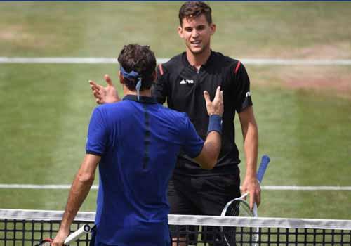 Federer khát khao nối dài kỉ lục ở giải tiền Wimbledon - 1