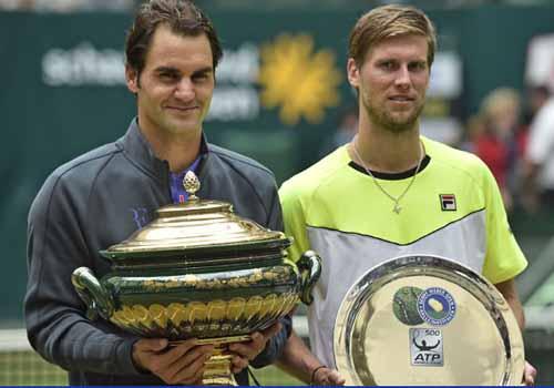 Federer khát khao nối dài kỉ lục ở giải tiền Wimbledon - 2