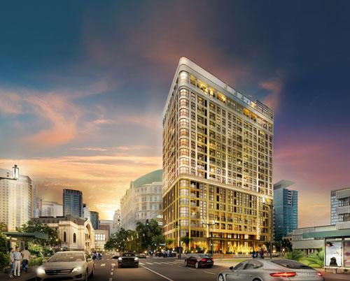Madison – Tiêu điểm của bất động sản trung tâm Q.1, TP.HCM - 1
