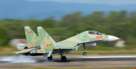Bắt được tín hiệu SOS tại nơi nghi Su - 30MK2 rơi - 4