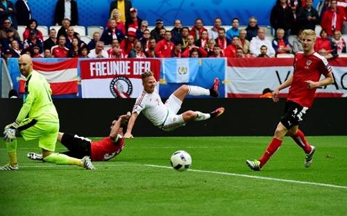 Video Ao vs Hungary - 1