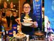 Luke Nguyễn trổ tài nấu ăn trên đường phố