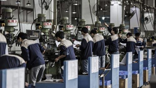 U ám bao trùm kinh tế Trung Quốc - 1