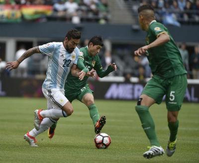 Chi tiết Argentina - Bolivia: Đá như đi dạo (KT) - 5