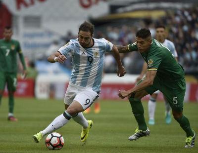 Chi tiết Argentina - Bolivia: Đá như đi dạo (KT) - 7
