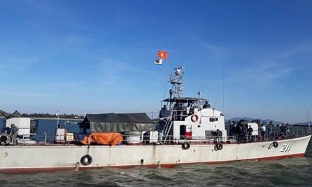 Lực lượng cứu hộ đã tiếp cận được phi công Nguyễn Hữu Cường - 1