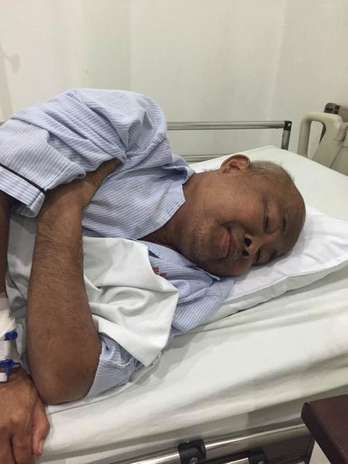 NSƯT Hán Văn Tình rời viện sau 2 năm điều trị ung thư - 1