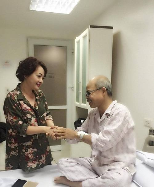 NSƯT Hán Văn Tình rời viện sau 2 năm điều trị ung thư - 2