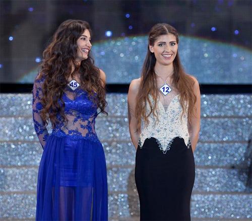 Đường cong Vệ Nữ của nữ sinh đăng quang Hoa hậu Italia - 6