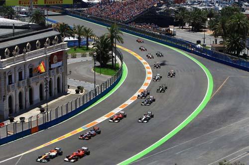 F1, Azerbaijan GP: Đường đua mới, cuộc chiến mới - 1