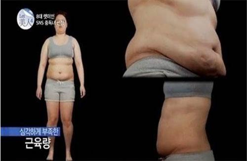 Hot girl ảo đánh bay 31kg để thành hot girl thực - 4