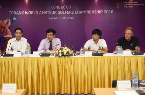 Mở ra cơ hội đưa giải golf nghiệp dư thế giới về Việt Nam - 1