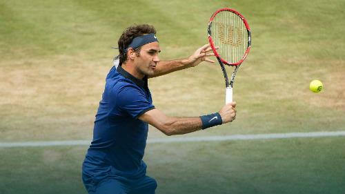 Federer -  Struff: Lấy lại niềm tin (V2 Halle Open) - 1