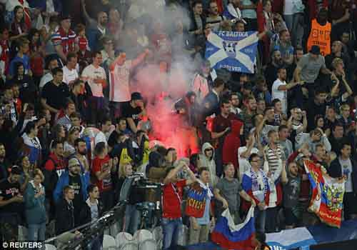 Nghi án hooligan Nga được tài trợ để làm loạn Euro - 3
