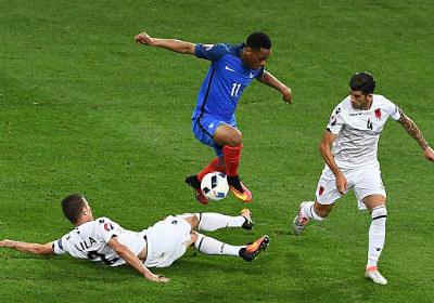 Chi tiết Pháp – Albania: Payet lại ấn định tỉ số (KT) - 5