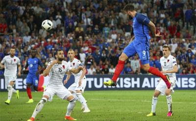 Chi tiết Pháp – Albania: Payet lại ấn định tỉ số (KT) - 7