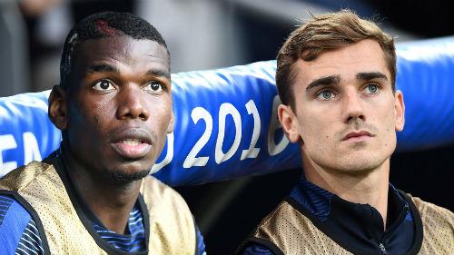 """ĐT Pháp thắng nghẹt thở, Deschamps lại """"yêu"""" Payet - 2"""