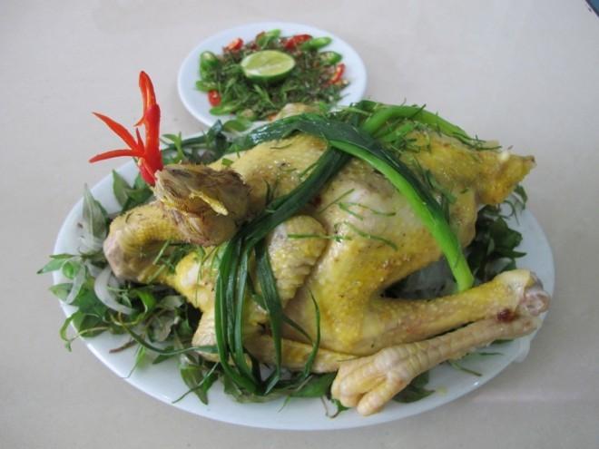 Gà đèo Le Quảng Nam ăn là nhớ mãi - 1