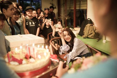 Chi Pu sản xuất phim mới đánh dấu tuổi 23 - 7
