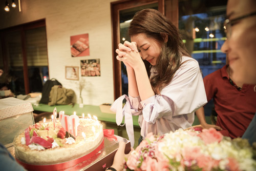 Chi Pu sản xuất phim mới đánh dấu tuổi 23 - 8