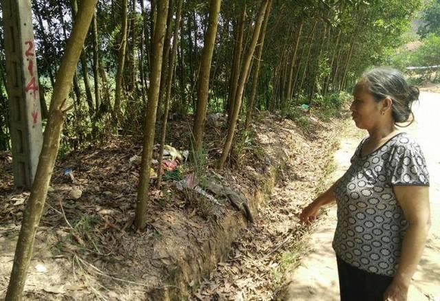 Mẹ vứt xác con ở bụi rậm - Người mẹ có dấu hiệu tâm thần - 1