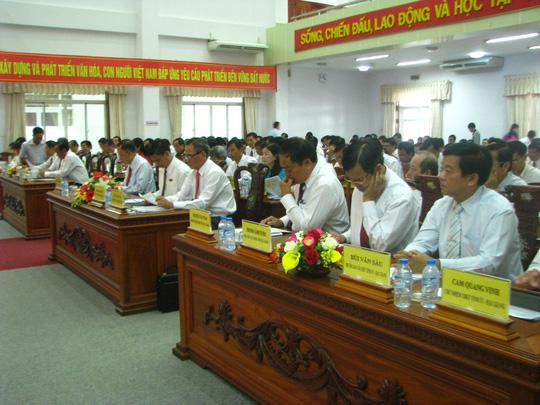 Không họp HĐND, ông Trịnh Xuân Thanh đi kiểm tra nhà máy - 2