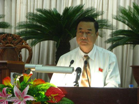 Không họp HĐND, ông Trịnh Xuân Thanh đi kiểm tra nhà máy - 1