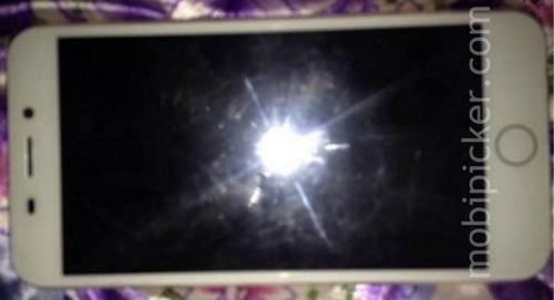 Lộ ảnh iPhone 7 dùng phím Home cảm ứng - 1