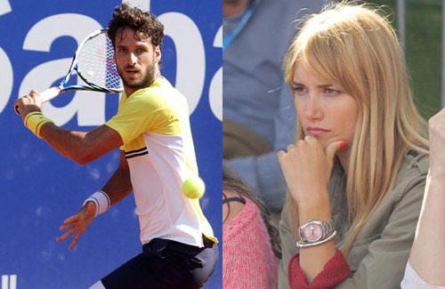 """""""Trai đẹp"""" tennis ruồng bỏ vợ xinh sau 11 tháng - 4"""