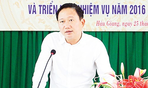 Giãi bày của Phó chủ tịch Hậu Giang Trịnh Xuân Thanh - 2