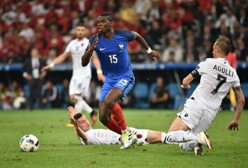 Euro 2016: Payet xuất sắc, nhưng Pháp vẫn cần Pogba - 2