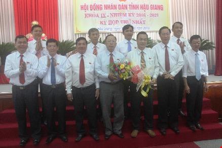 Ông Trịnh Xuân Thanh không còn làm phó chủ tịch Hậu Giang - 1
