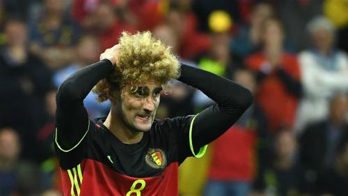 Ảnh đẹp Euro 16/6: Pogba, Fellaini và kiểu tóc dị nhất - 3