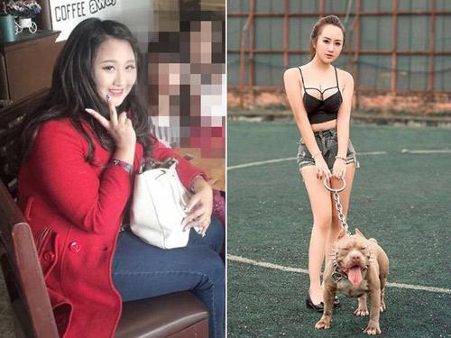 Nhờ thất tình, cô gái đã giảm 30kg trong 5 tháng - 1