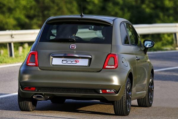 Tiết lộ mức giá Fiat 500S mới - 4
