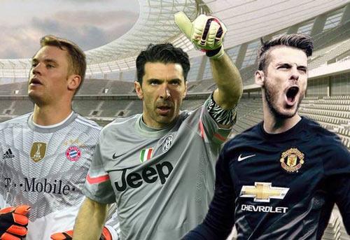 Neuer, De Gea, Buffon: Ai bắt penalty tốt nhất - 1