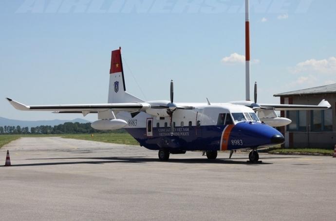 Khám phá máy bay CASA tìm phi công Su-30MK2 mất tích - 10