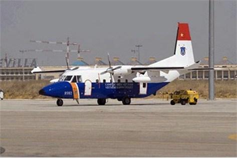 Khám phá máy bay CASA tìm phi công Su-30MK2 mất tích - 2