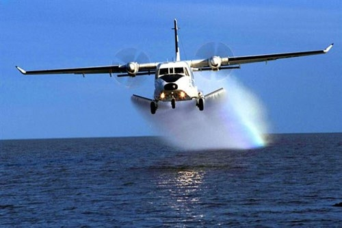 Khám phá máy bay CASA tìm phi công Su-30MK2 mất tích - 4